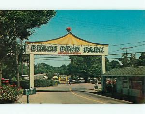 Vintage Postcard Beech Bend Park Bowling Green Kentucky Horse Racing  # 892