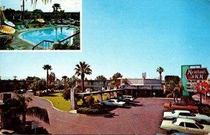 Arizona Phoenix Newton's Inn Downtown Motor Hotel 1972