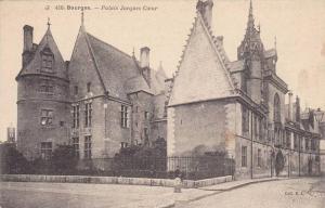 Bourges, Palais Jacques Coeur, Cher, France, 10-20s