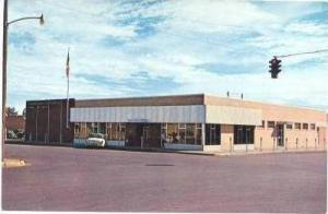 United States Post Office, Hobbs, New Mexico, 1940-60s