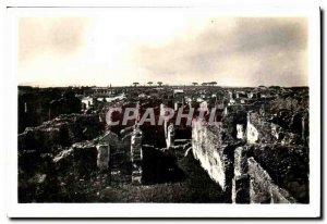 Postcard Modern Pompei Panorama