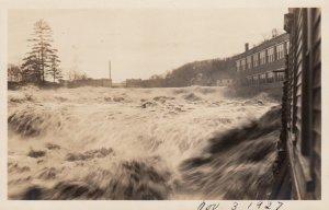RP: SPRINGFIELD , Vermont , 1927 ; Flood Disaster #2