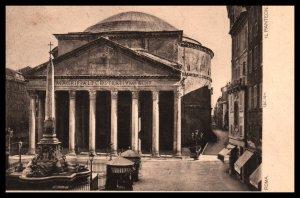 Il Panteon,Rome,Italy BIN