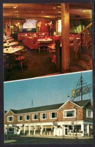 Fish Shanty Restaurant Port Washington WI Postcard 4218