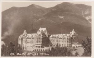 RP: Banff Springs Hotel , BANFF , Alberta , Canada , 20-30s