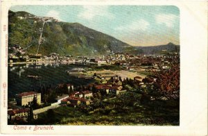 CPA Como e Brunate . ITALY (498569)