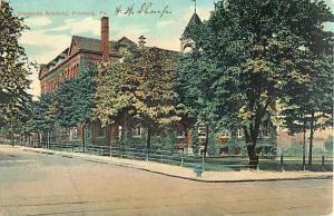 D/B Shadyside Academy Pittsburgh Pennsylvania PA