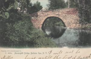 BALLSTON SPA , New York , 1905 ; Morningkill Bridge
