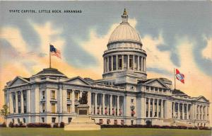 12011 AR Little Rock 1940's   State Capitol