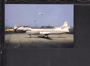 Mohawk Airlines,Convair CV-440 Postcard