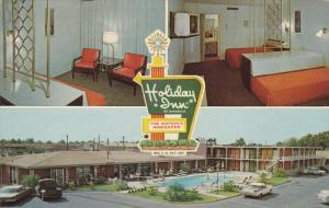 Holiday Inn, Swimming Pool, Interior View of Rooms, U.S. Highway 31, MONTGOME...