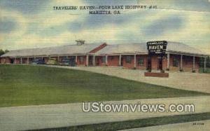 Travelers' Haven Marietta GA 1954