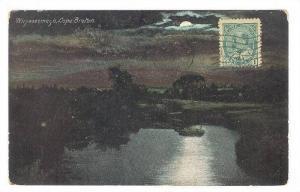 Night scene,Whycocomagh,Cape Breton,Canada,00-10s