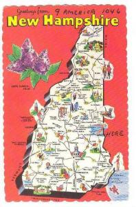 Greetings from New Hampshire,  PU-1979