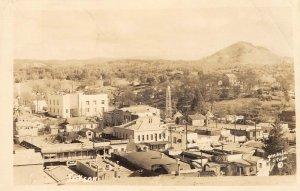 Jackson, California RPPC Bird's Eye View Garibaldi Studio 1944 Vintage Postcard