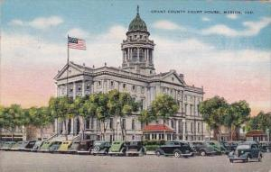 Indiana Marion Grant County Court House 1944