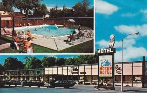 Butler Motor Hotel , OTTAWA , Ontario , Canada , 40-60s