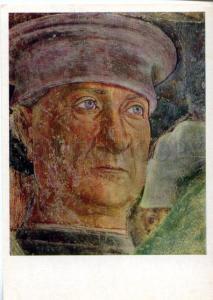 154638 Self-Portrait Andrea MANTEGNA Italian Painter Old PC