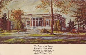 The Patterson Library, Westfield, New York, 1940-1960s
