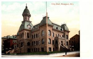 Rhode Island  Newport , City Hall