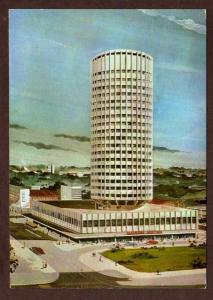 View Hilton Hotel NAIROBI KENYA Africa Postcard