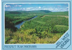 West Virginia Prospect Peak Panorama Great Cacapon