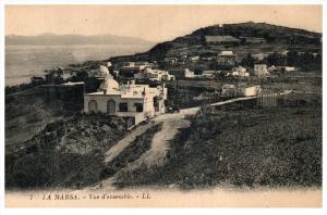 17769 Tunisia I.A.Marsa Aerial View of I.A.Marsa