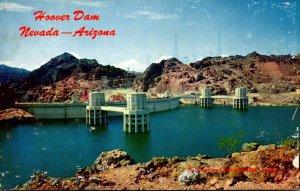 Nevada/Arizona Hoover Dam and Lake Mead 1964