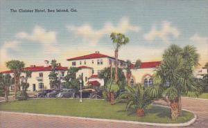 The Cloister Hotel, Sea Island, Georgia, 30-40s