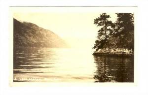 RP: Lake Chelan, GURR Photo postcard, Washington, 1910s