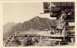 RP; Alter-Alm , Bavaria , Germany , 1910-20s