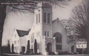 California Napa Methodist Church
