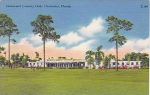 Florida Clearwater Clearwater Country Club Tichnor