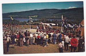 Gaelic Mod, Parade, ST. ANN'S, Nova Scotia, Canada, 40-60's