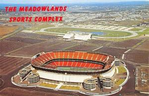 East Rutherford New Jersey~Meadowlands Sports Complex~1970s