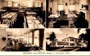 Massachusetts Lexxington Seiler's 1775 House Restaurant