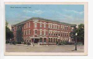 Hotel Alderman, Goshen, Indiana, 00-10s