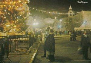 BETHLEHAM , Israel , 50-70s ; Christmas Eve