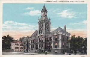 Pickaway County Court House, Circleville, Ohio, 00-10s