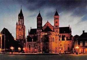 Netherlands Maastricht, St. Servaaskerk, St. Janskerk Exterieur Oostzijde Church