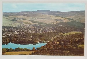 Vintage Postcard:Pitlochry and Loch Faskally