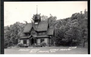 RP: BLUE MOUNDS, Wisconsin; Norway House, Little Norway, 1930-1950s