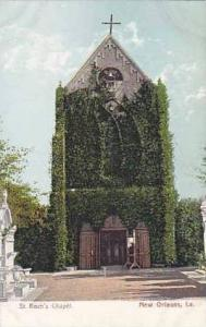 Lousiana New Orleans St Rochs Chapel