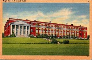 New Hampshire Concord High School