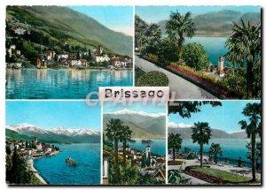 Postcard Modern Brissago