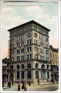 Traders National Bank, Scranton PA