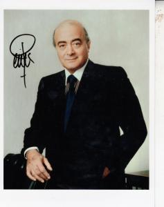 Mohammad Al Fayad Harrods Princess Diana Facimile Signed Photo