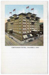 Columbus, Ohio, Chittenden Hotel