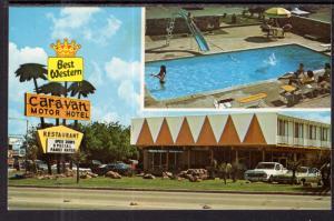Caravan Motor Hotel,Arlington,TX BIN