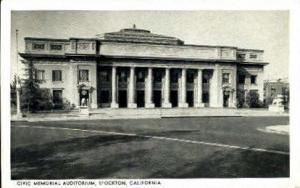Civic Memorial Auditorium